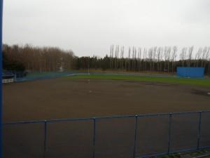平岡公園テニスコート・野球場オープン!