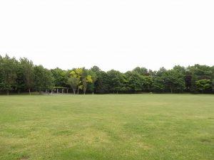 平岡公園多目的広場