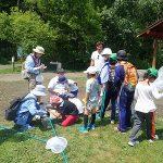 ひらおか夏のチョウチョと虫の観察ツアー